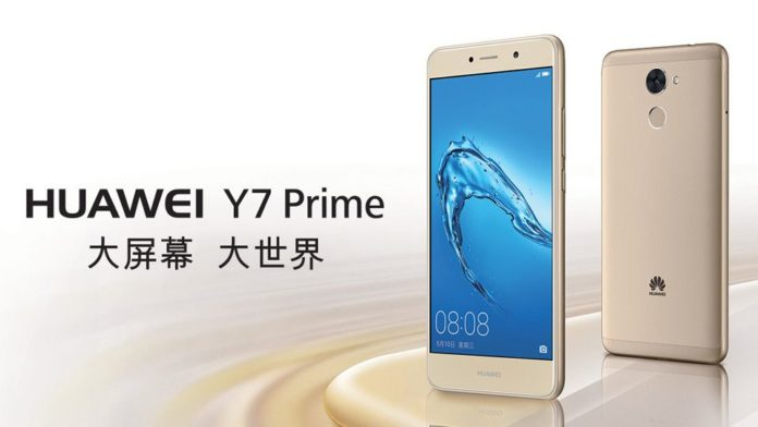 Huawei Y7 Prime Launched: Specifications, Price, and More