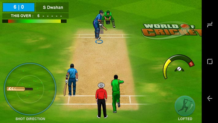 Multiplayer Cricket Games for Android