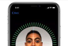 How to Setup FaceID in iPhone X