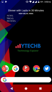 Get Google Pixel 2 Navigation Bar on any Android Device without Root