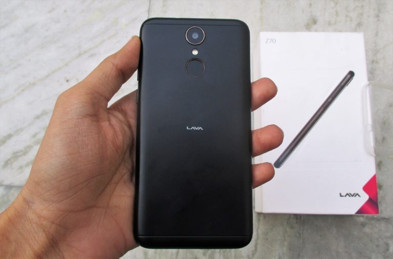 Lava Z70 Review: Real Life Usage