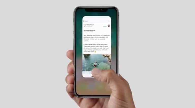10 iPhone X Gestures You Need to Know