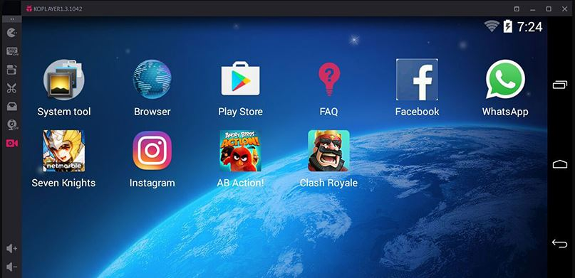 android emulator windows 10