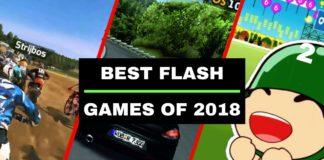 Best Flash Games 2018