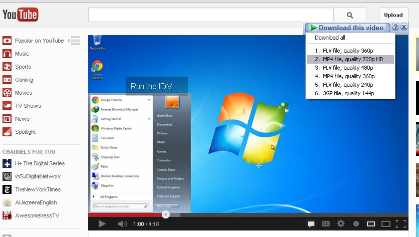 best youtube downloader for PC