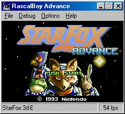 RascalBoy Advance - best GBA Emulator for PC
