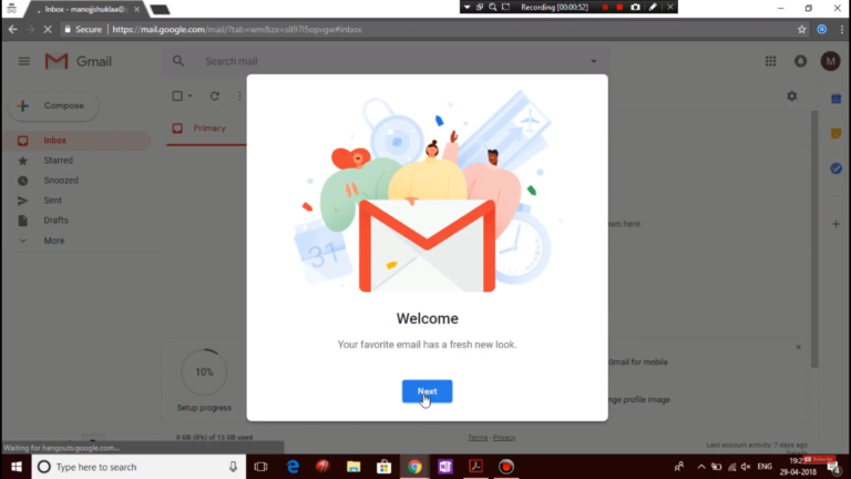How to Enable New Gmail UI