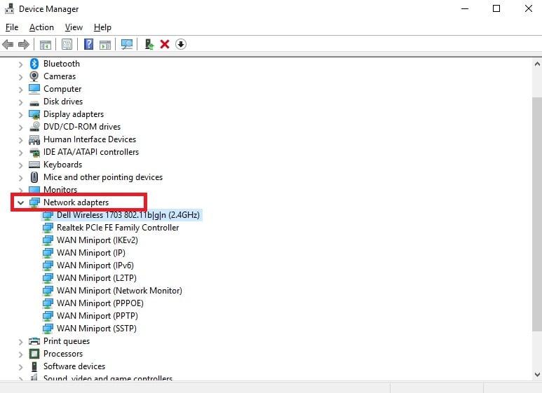 Fix DNS_PROBE_FINISHED_NO_INTERNET