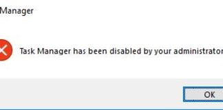 """Fix """"Task Manager has been disabled by your Administrator"""""""