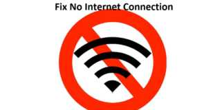 WiFi Connected But No Internet Access
