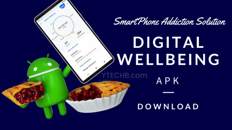 Download Digital WellBeing APK: Best Anti-Smartphone Addiction Method