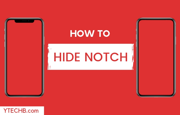 How to hide notch