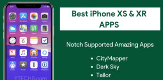 best apps for iphone xs