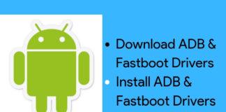 download & install ADB and Fatboot drivers