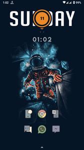nova launcher themes