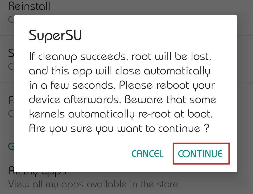 SuperSU Zip and App