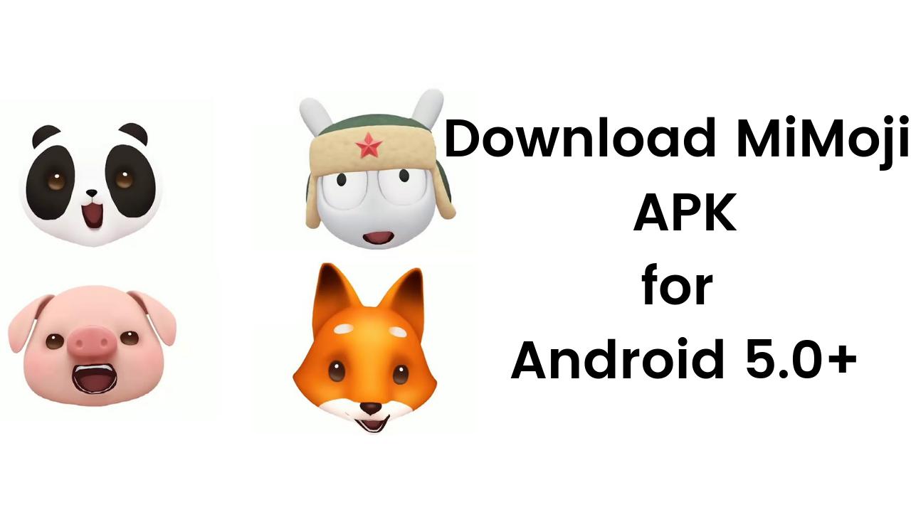 Download MiMoji APK