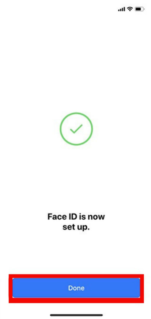 How to Add Another Face for FaceID