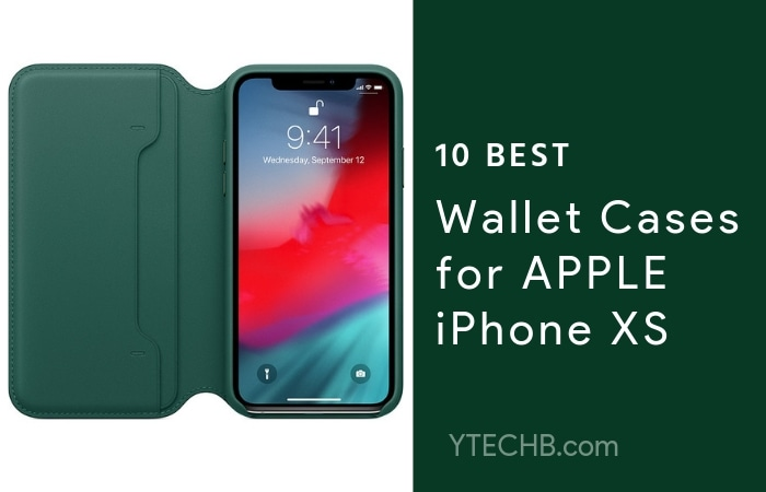 10 Best iPhone XS Wallet Cases under $20, $50, & $100