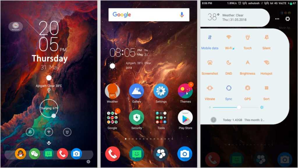 10 Best MIUI Themes for Xiaomi Phones 2019 (Free Collection)