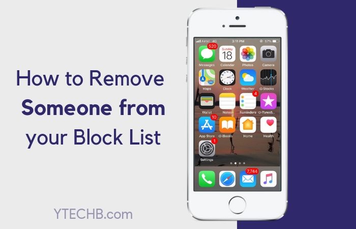 How to Unblock a Number on iPhone or iPad [Step by Step]