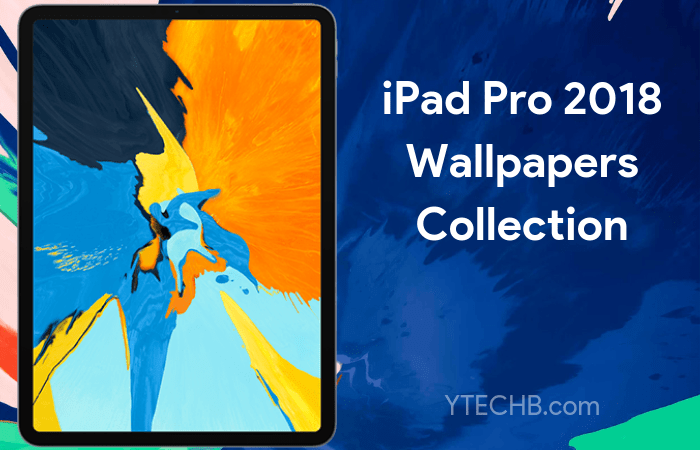 Download iPad Pro Stock Wallpapers (8