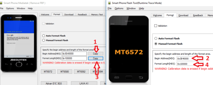 MTK FRP Tool to Bypass FRP 9