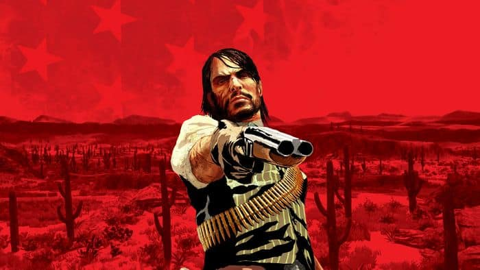 games like Red Dead redemption for ps4