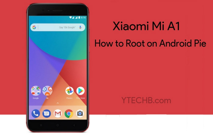 How to Root Xiaomi Mi A1 Using Magisk