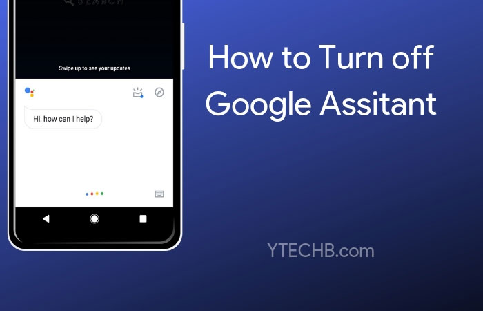 How to Turn Off Google Assistant on Android Devices