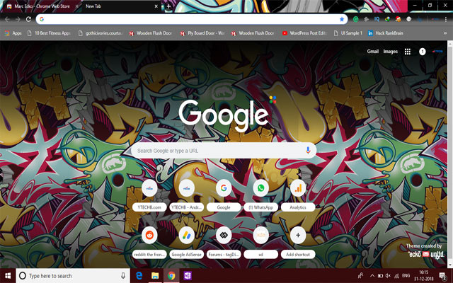 best chrome themes