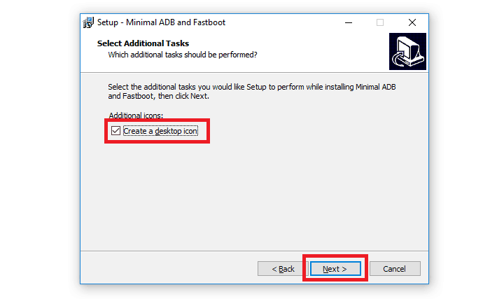 Download Minimal ADB and Fastboot Tool for Windows 10/8/7