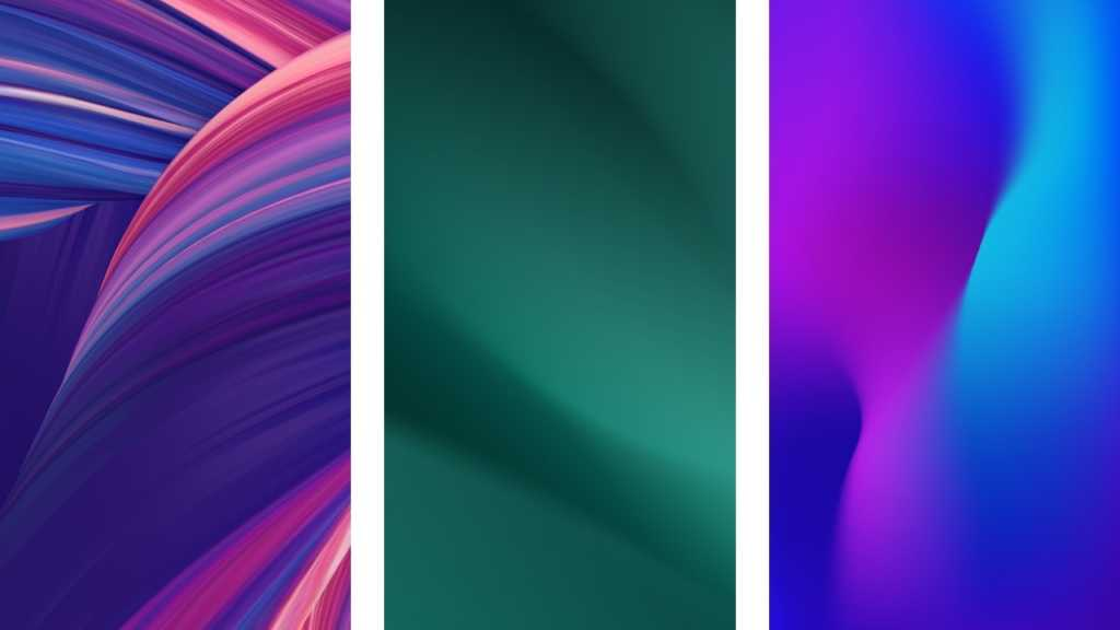 oppo r17 pro stock wallpaper