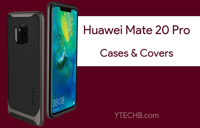10 Best Huawei Mate 20 Pro Cases and Covers [2019]