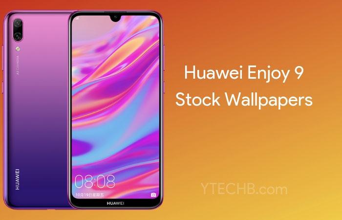Download Huawei Enjoy 9 Stock Wallpapers [FHD+]