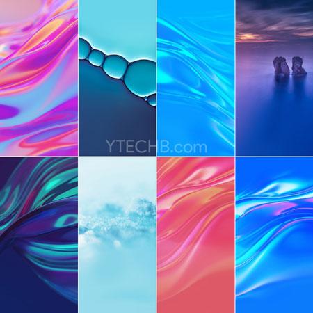 Huawei Enjoy 9 Wallpapers