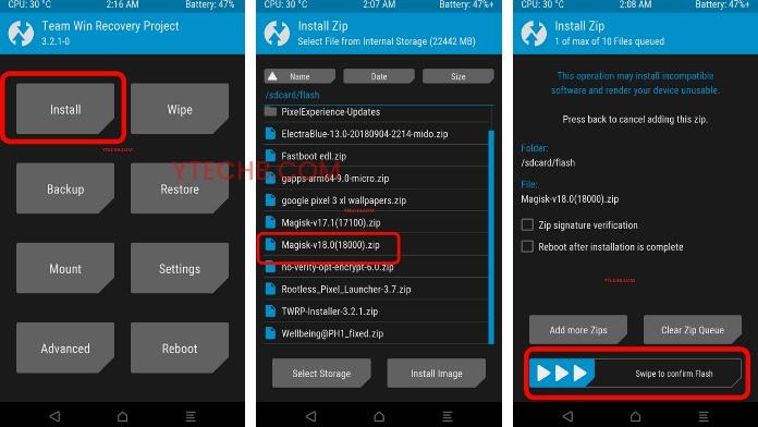 Root Asus Zenfone MaxPro M2