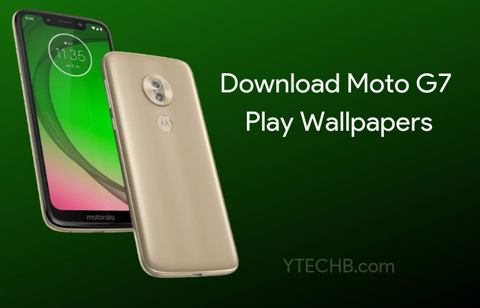 Download Moto G7 Play Stock Wallpapers [FHD+]