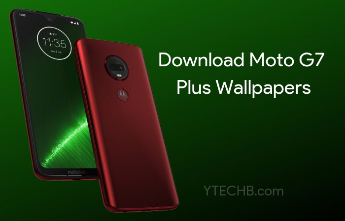 Download Moto G7 Plus Stock Wallpapers [FHD+]