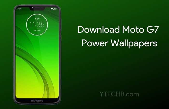 Download Moto G7 Power Stock Wallpapers [FHD+]