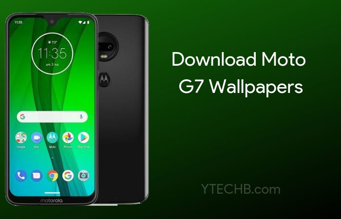 Download Moto G7 Stock Wallpapers [FHD+]