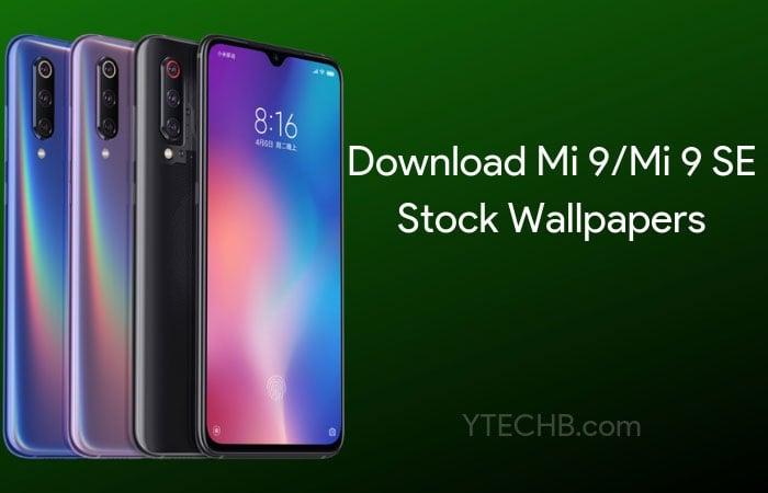 Download Xiaomi Mi 9 Stock Wallpapers [FHD+] (Updated)