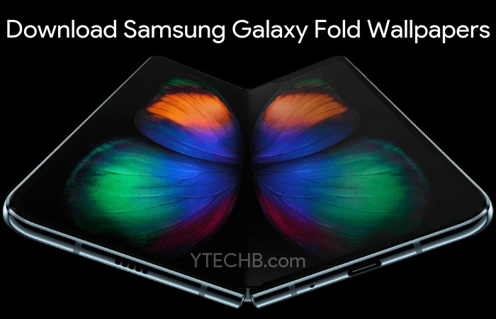 Download Samsung Galaxy Fold Wallpapers Qhd Official