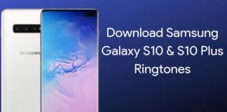 Samsung Galaxy S10 Ringtones
