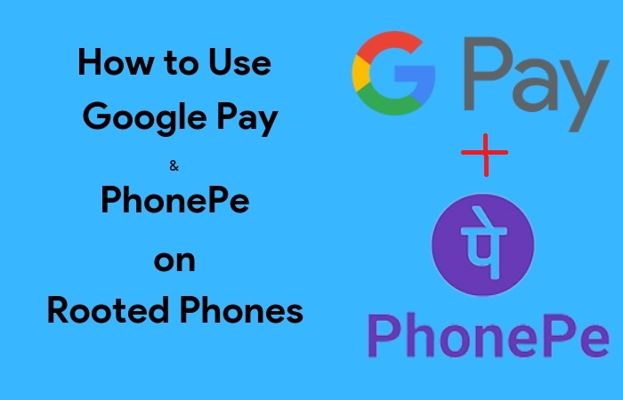 How to use google pay on rooted phones