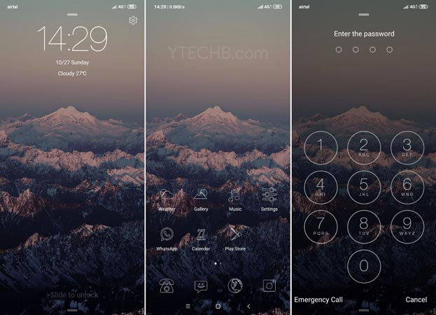 best miui themes