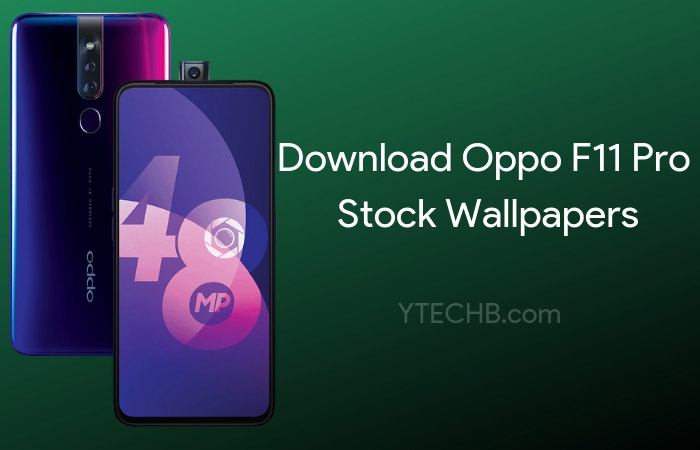 Download Oppo F11 Pro Wallpapers