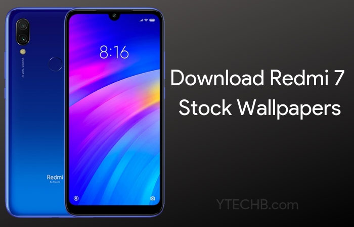 Download Redmi 7 Stock Wallpapers [FHD+] (Official)