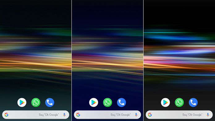 Xperia 10 Wallpapers