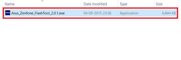 asus flash tool download